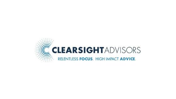 clearsight advisors new logo